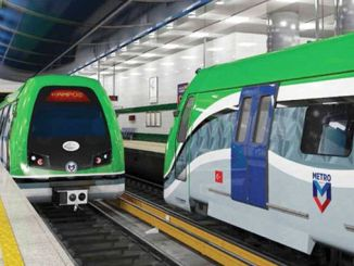 Konya Metro to be Completed in Year