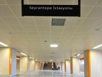 Seyantant station