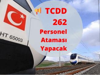 TCDD personali määramine
