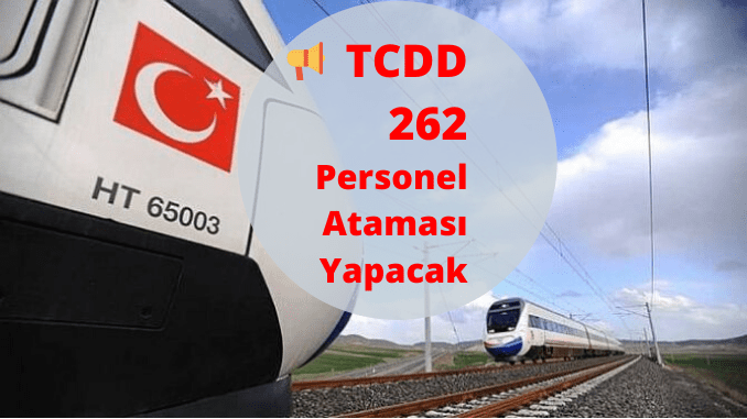 TCDD Personnel Appointment