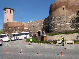 aesthetic touches to ankara castle and its environs