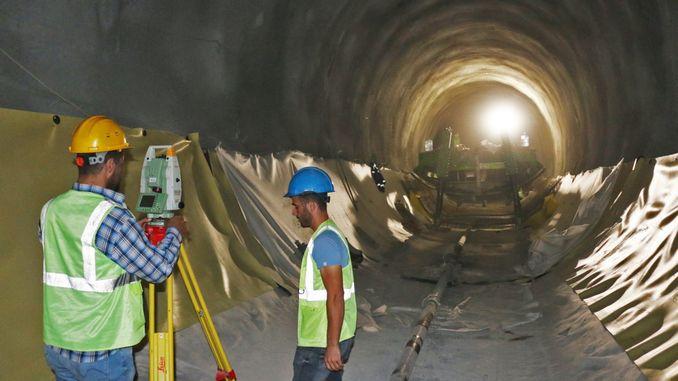 antalya stage rail system project fummali study