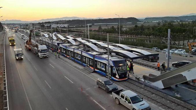 antalya stage rail system project starter studiet af krydset