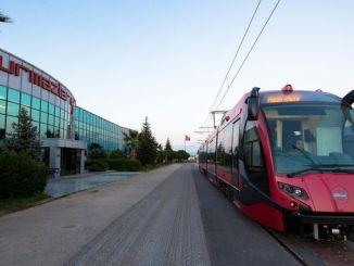 el tranvía de Bukreste no se detendrá
