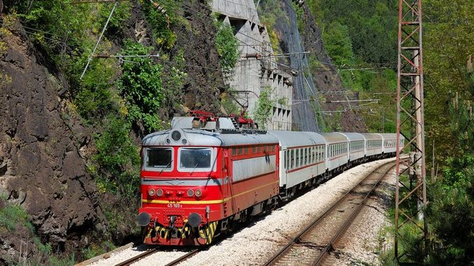 Cengiz Construction Wender Bulgaria Railway Tender