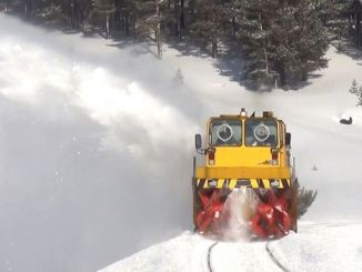 railways airports and highways in the fight against snow