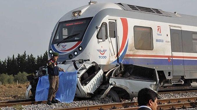 demiryolu kazalarini ve olaylarini arastirma ve inceleme yonetmeligi
