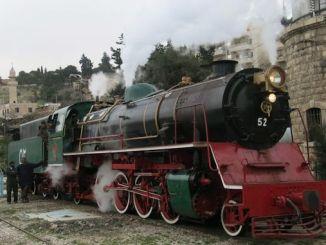 2. ο σιδηροδρομικός σταθμός abdulhamidin ruyasi hejaz σιδηροδρομικός σταθμός ανακαινισμένο