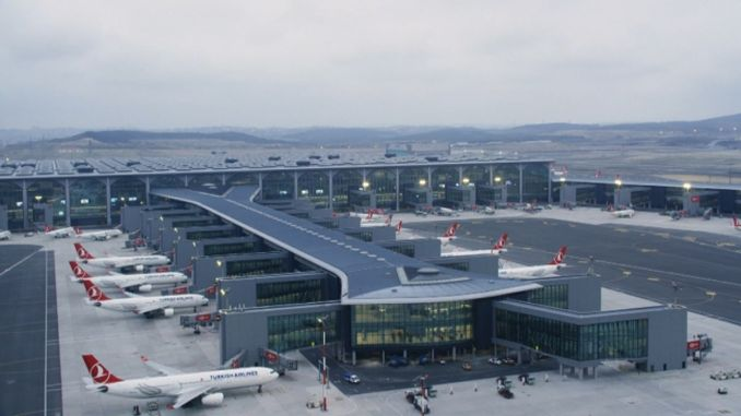 Istanbul will be the logistics center