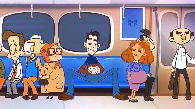 tre speciala filmeto de Istanbula metroo
