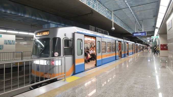 metro projekter i Istanbul