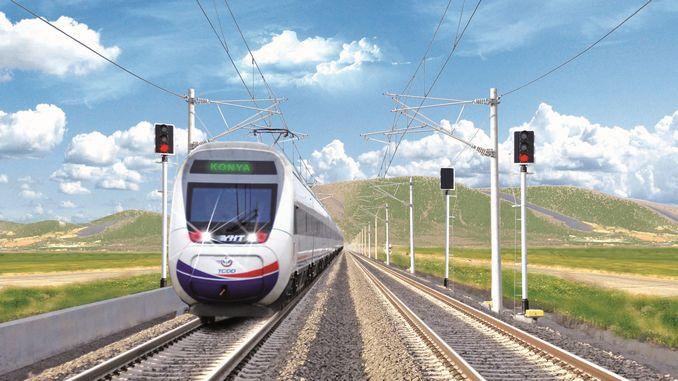 卡拉曼科尼亞高速火車線