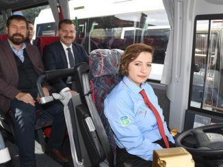 Letiskový autobus Kocaseyit