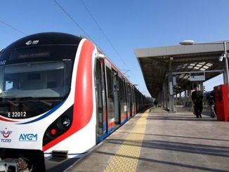 marmaray fares vary according to the number of stations visited