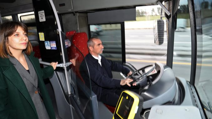 how metrobus drivers withstand extreme stress
