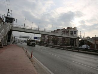 modern cetin emec ust gate was opened to citizens