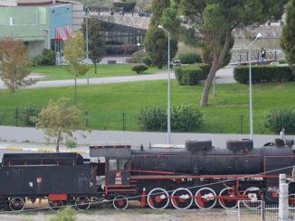 最後の蒸気機関車はソマニンでした