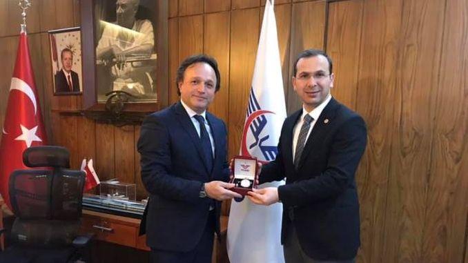 important message about trabzon erzincan railway project