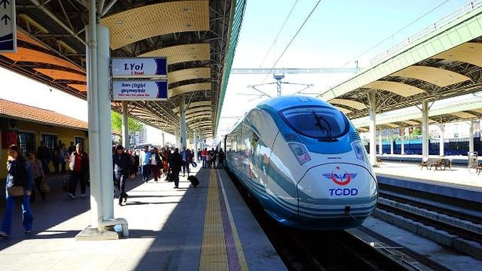 Intercity distance will be shortened by high speed train
