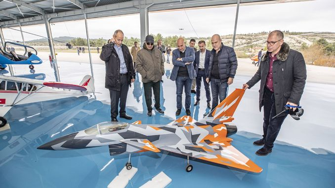 İzmir will be the center of sport aviation