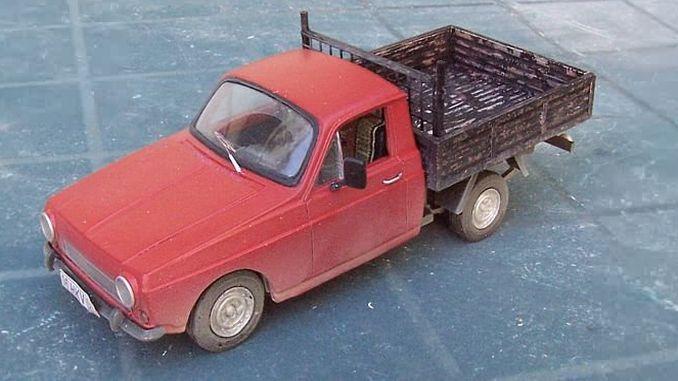 Anadol皮卡车