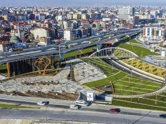 Antalya Izmir Straßeninstandhaltungsarbeiten