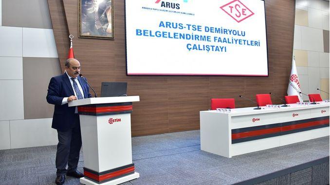 arus tse railway certification activities organized