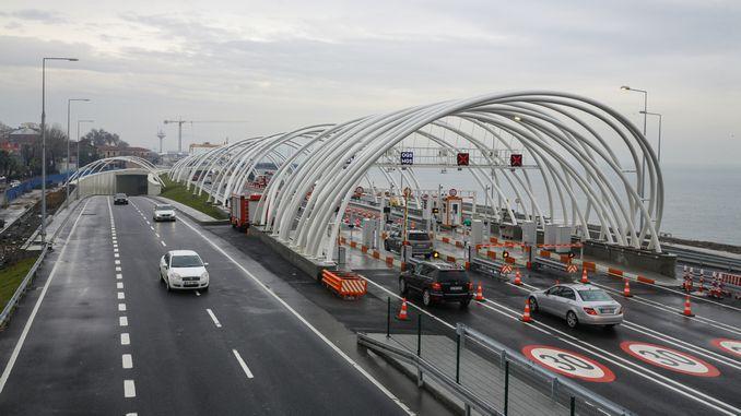 Tunel Euroazija uštedio je godišnje milijarde funti