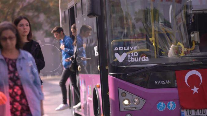 balikesirli studenti u tarifi javnog prevoza