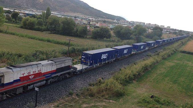 Zug blockieren