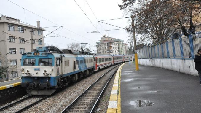 Bosphorus Express trein skedules