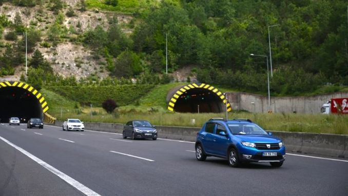Bolu Mountain Tunnel to be Closed to Traffic