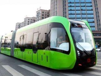 el tranvía sin conductor y descifrado de Cinde inicia vuelos