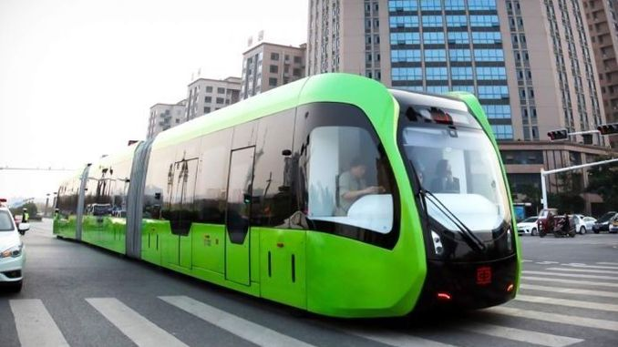 cinde driverless and unraveled tram starts flights