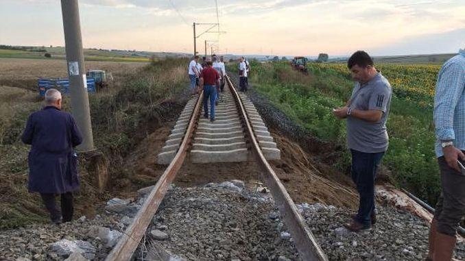 Corlu train crash key question how ballast was worn