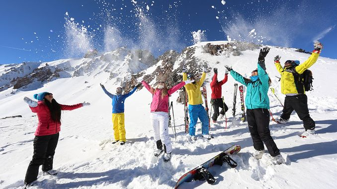 erciyes ski resort season opens