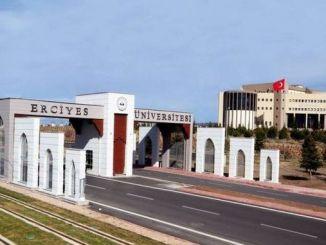Die erciyes university wird akademisches Personal einstellen