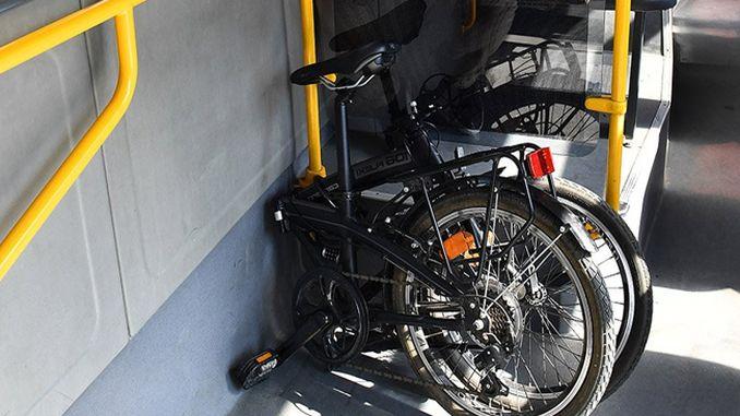 イズミル折りたたみ自転車アプリケーション