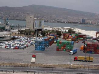 Izmir αειφόρο σχέδιο αστικής logistics προετοιμασμένοι