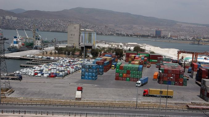 izmir sustainable urban logistics plan prepared