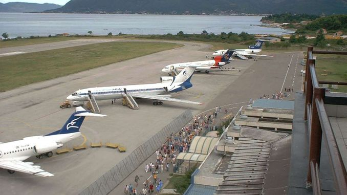 turkish companies aspire to operate podgorica airports