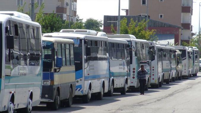الجمهور غير راض عن وسائل النقل العام