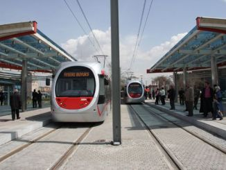 The foundation of two separate rail system lines will be laid in kayseride