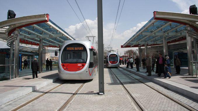 سيتم وضع أساس خطين منفصلين لنظام السكك الحديدية في قيصرية