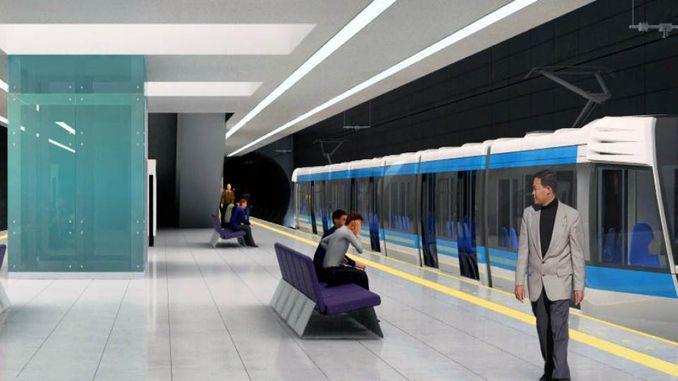 Проекти ліній метро Kocaeli та техніко-економічні обґрунтування