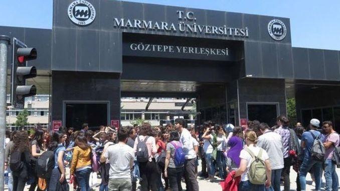 Die Marmara Universität wird akademisches Personal einstellen