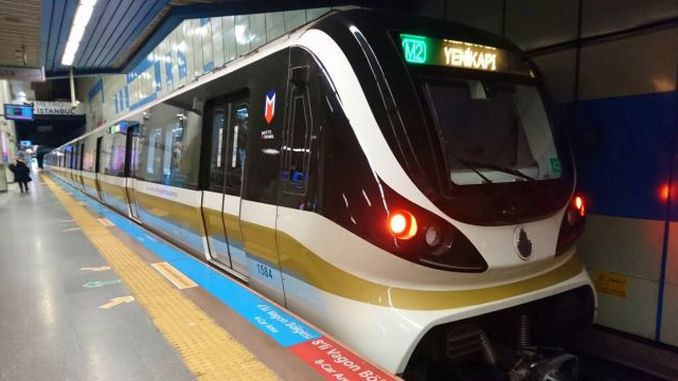 metrobus metro silivriye sa umaabot