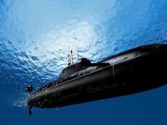 nationella ubåtprojekt startade officiellt
