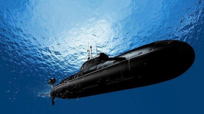 националниот проект за подморница официјално започна