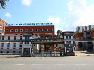 recep tayyip erdogan universitesi akademik personel alimi yapacak
